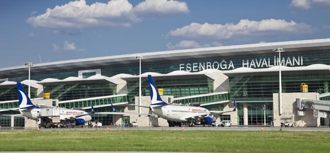 Ankara Esenboğa Havaalanı (ESB)