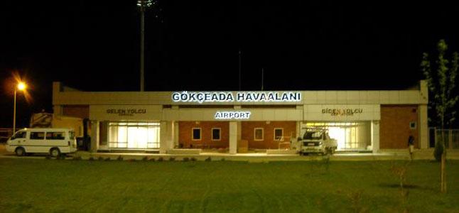 Gökçeada  Havaalanı (GKD)