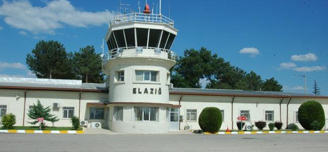 Elazığ  Havaalanı (EZS)