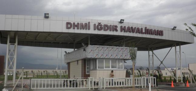 Iğdır Havaalanı (IGD)