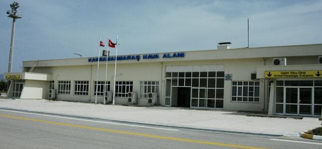 Kahramanmaraş  Havaalanı (KCM)