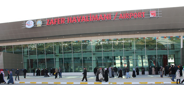 Zafer Havaalanı (KZR)