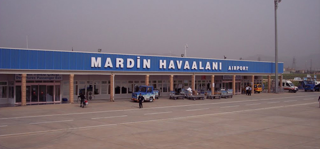 Mardin  Havaalanı (MQM)