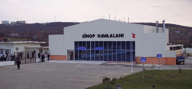 Sinop Havaalanı (SIC)