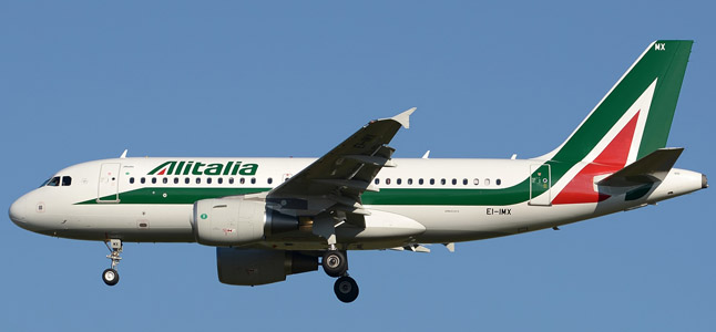 Alitalia Uçak Bileti