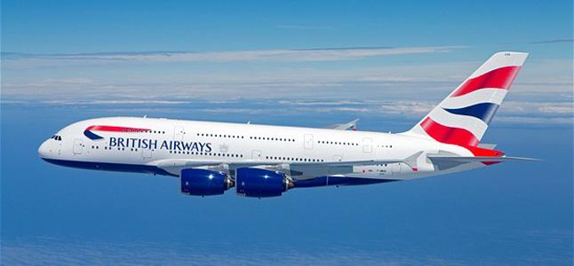 British Airways Uçak Bileti