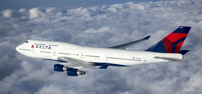 Delta Airlines Uçak Bileti