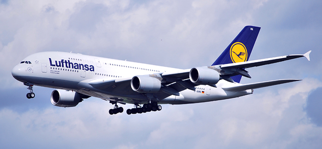 Lufthansa Uçak Bileti