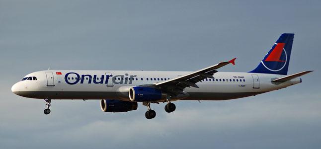 Onur Air Malatya Uçak Bileti