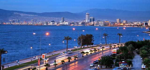 İzmir Otobüs Bileti