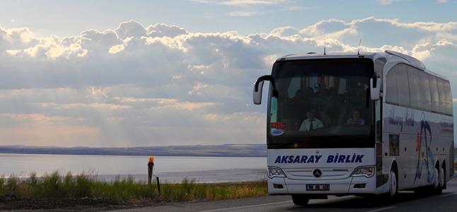 Aksaray Birlik Turizm Afyonkarahisar Otobüs Seferleri