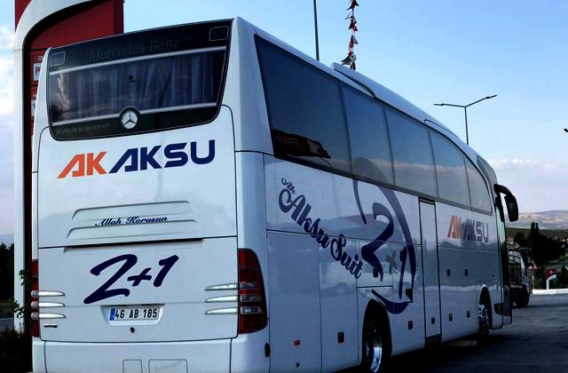 Ak Aksu Turizm Kayseri Otobüs Seferleri