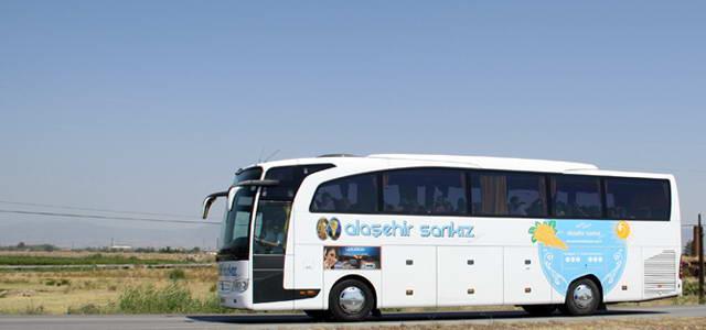 Alaşehir Sarıkız Turizm Antalya Otobüs Seferleri