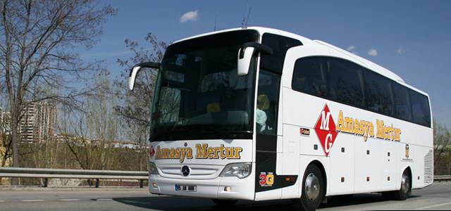 Amasya Mertur İzmit Otobüs Seferleri
