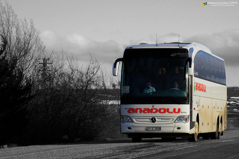 Anadolu Tufanbeyli Turizm Yozgat Otobüs Seferleri