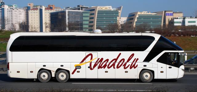 Anadolu Ulaşım İzmir Otobüs Seferleri