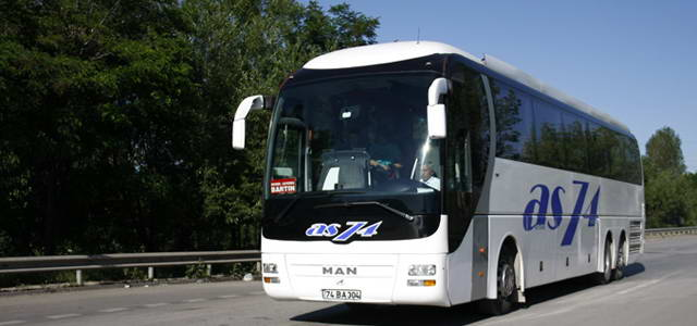 As 74 Turizm Balıkesir Otobüs Seferleri