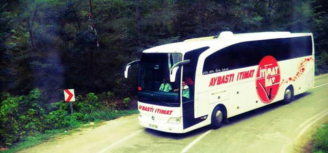 Aybastı İtimat Samsun Otobüs Seferleri