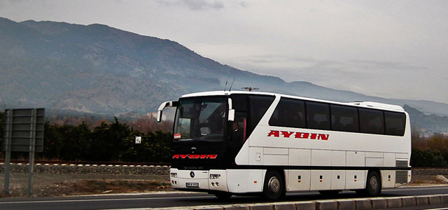 Aydın Turizm İzmir Otobüs Seferleri