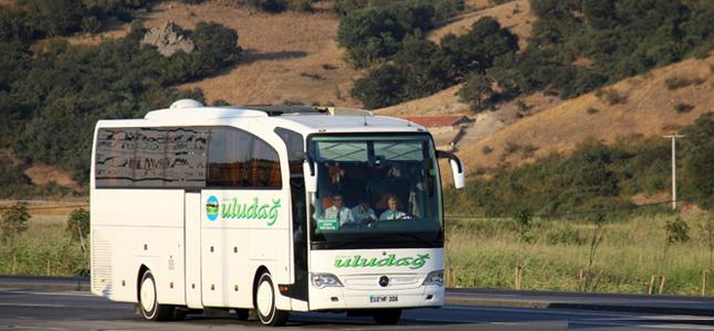 Balıkesir Uludağ Turizm Aydın Otobüs Seferleri