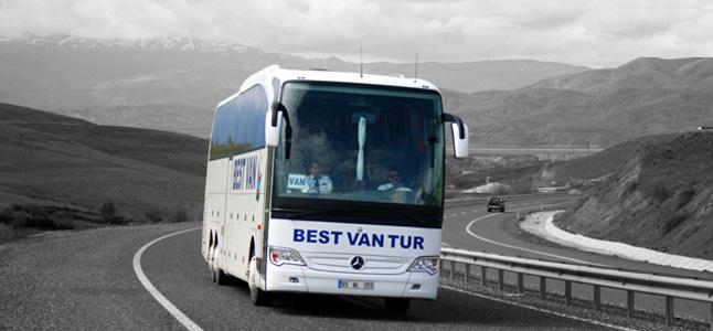 Best Van Turizm Diyarbakır Otobüs Seferleri