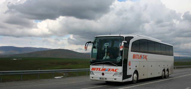 Bitlis Taç Adana Otobüs Seferleri