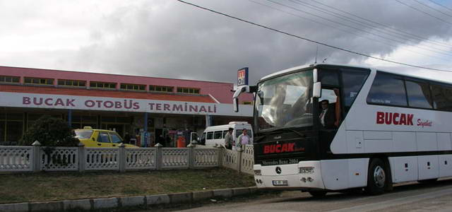 Bucak Seyahat Burdur Otobüs Seferleri