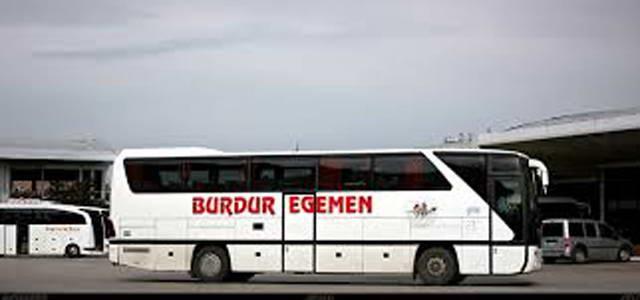 Burdur Egemen Burdur Otobüs Seferleri