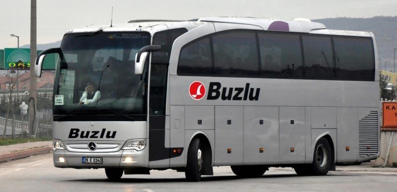 Buzlu Turizm Otobüs Bileti Neredennereyecom