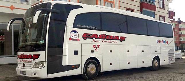 Çağdaş Kiğı Karakoçan Turizm