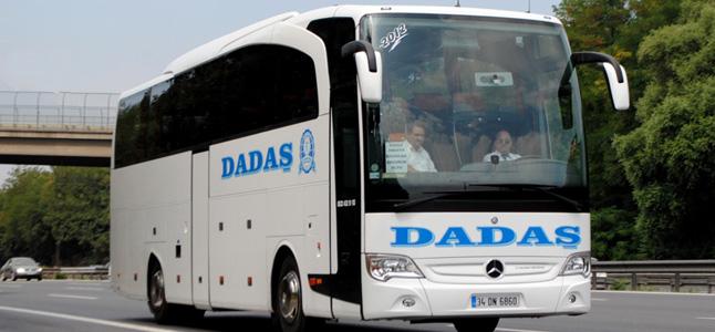 Dadaş Turizm Malatya Otobüs Seferleri