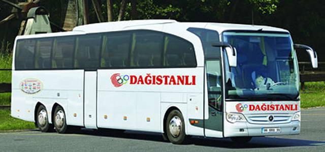 Dağıstanlı Turizm Yalova Otobüs Seferleri