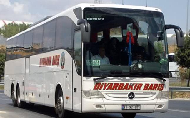 Diyarbakır Barış Turizm İstanbul Otobüs Seferleri