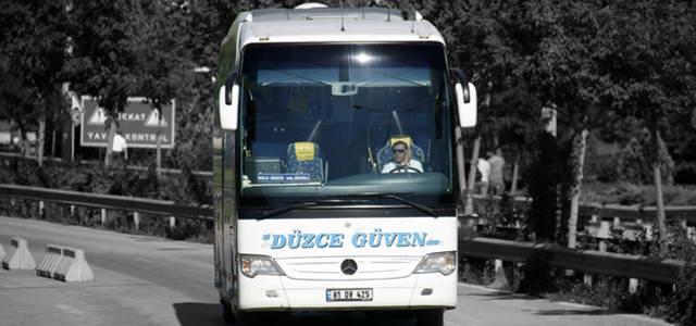 Düzce Güven Samsun Otobüs Seferleri