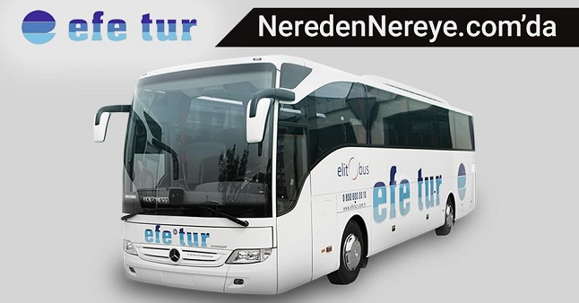 Efe Tur Kocaeli Bus Journeys