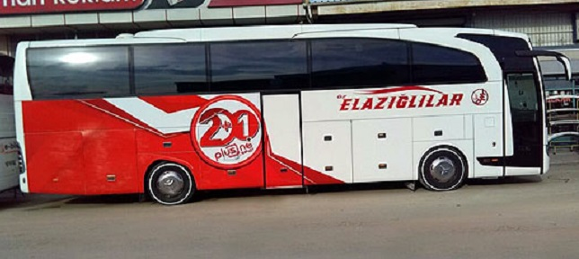 Elazığlılar Turizm Eskişehir Otobüs Seferleri