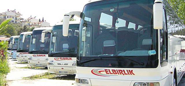 Elbirlik Turizm İzmir Otobüs Seferleri