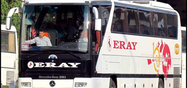 Eray Turizm Tekirdağ Otobüs Seferleri