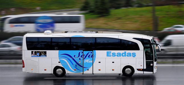 Esadaş Turizm Trabzon Bus Journeys