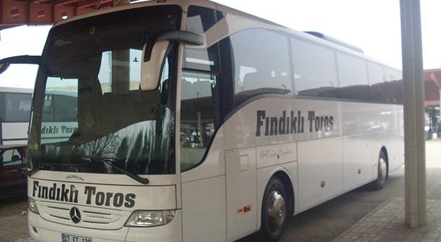 Fındıklı Toros Turizm Elazığ Otobüs Seferleri