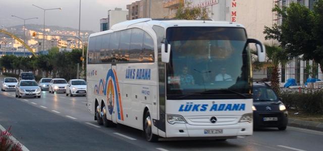 Güney Lüks Adana Seyahat Bolu Otobüs Seferleri