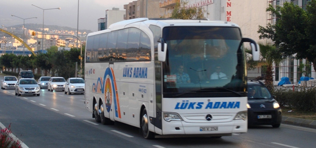 Güney Lüks Adana Seyahat Afyonkarahisar Otobüs Seferleri