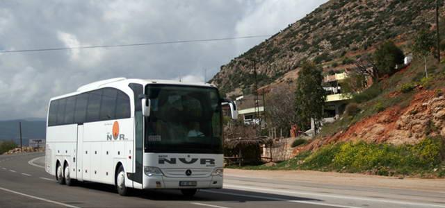 Hatay Nur Turizm Adapazarı Otobüs Seferleri
