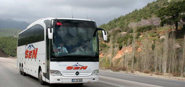 Hatay Sen Turizm Sakarya Otobüs Seferleri