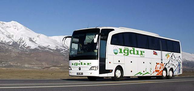 Iğdırlı Turizm İstanbul (Avrupa) - Otobüs Seferleri