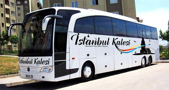 İstanbul Kalesi Seyahat