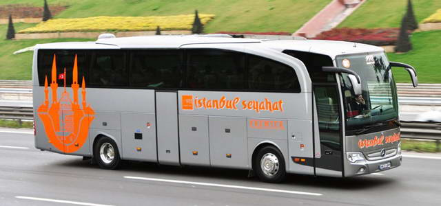 İstanbul Seyahat Manisa Otobüs Seferleri