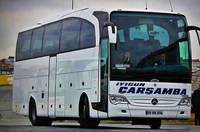İyigün Çarşamba Turizm İstanbul Otobüs Seferleri