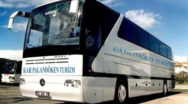 Kar Palandöken Seyahat İstanbul (Anadolu) Otobüs Seferleri
