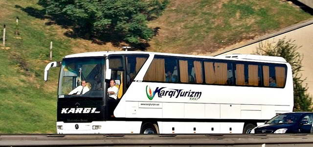 Kargı Turizm Çorum Bus Journeys